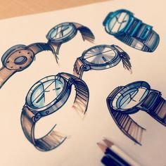SKetches 1 - Chris Grill (industrial design)