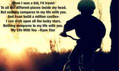 Ryan Star - My Life With You #ryanstar #mylifewithyou #angelsandanimals