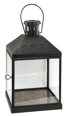 Lámpara para velas con cristal pequeña #decoracion #velas #incienso #regalos