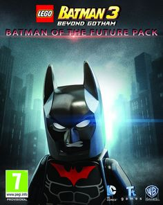 LEGO Batman Villains | LEGO Batman 3: Beyond Gotham - Batman of the Future Character Pack ...