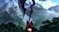 Rory Mercury (GATE) Gothic Loli (And waifu) detected! C Anime, Female Anime, Cute Manga Girl, Kawaii Anime Girl, Female Characters, Anime Characters, Shadow Wolf, Anime Fight, Boy Gif