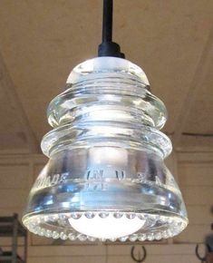 Re-puropose: Insulator lights