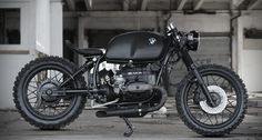 BMW R100S BLACK BARON