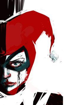 15 ilustrações INCRÍVEIS da Harley Quinn - Opreh