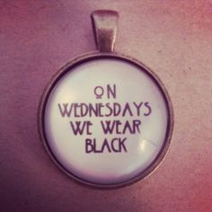 coven ahs quote necklace by SuperFantasticJulie on Etsy, $16.00