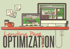 The Definitive Guide to Landing Page Optimization. Have you ever created a landing page? If so, have you ever modified or optimized it? If not, you're leaving a lot of money on the table! Inbound Marketing, Marketing Technology, Marketing Automation, The Marketing, Digital Marketing, Media Marketing, Content Marketing, Online Marketing, Landing Page Optimization