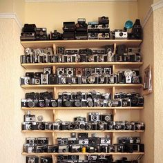 amazing camera collection