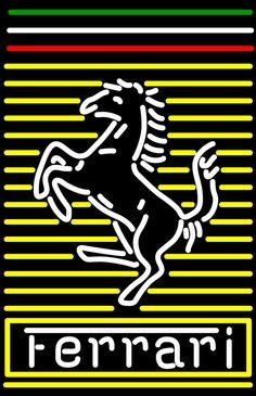 Ferrari-prancing-horse-f1-gt-355-neon-sign