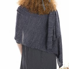 Sparkly Alpaca Travel Shawl & Bag