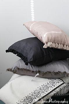 Pillows / Fringe / Tassels / Simple
