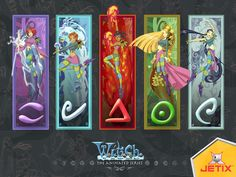 W.I.T.C.H. - The Animated Series