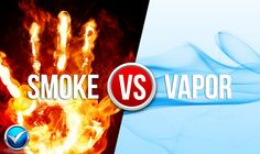 What's the difference between smoke vs vapor. Vape, Electronic Cigarettes, Neon Signs, Smoke, Learning, Articles, News, Vapor Cigarettes, Electronic Cigarette