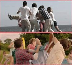 """From """"WMYB"""" to """"LWWY"""", some things never change :)........my exact thought when I first say the LWWY video"""