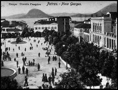Έναν αιώνα πριν στη Πάτρα #oldPatra source:  http://paliapatra.blogspot.gr