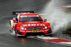 DTM Mercedes Robert Wickens