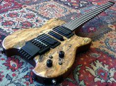 Carvin HH3 holdsworth guitar custom HH2