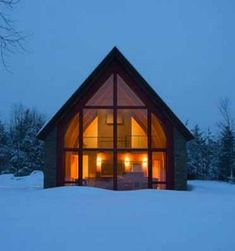 Eco Friendly Homes and Cabins...Small and Sustainable!