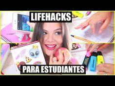 TIPS Y TRUCOS REGRESO A CLASES │BACK to SCHOOL life HACKS│ Magic Armarium - YouTube