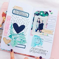 Happy April & Happy Monday, Friends! Let there be ☀️ sunshine and happiness!💗 Check out this beautiful spread by @agomalley in her Color Crush Travelers Notebook using @gossamerblue kit! Love!💗💗💗💗 #planner #planners #plannerlove #plannersupplies #plannergoodies #planneraccessories #planneraddict #plannernerds #plannergeeks #plannerjunkie #cuteplanner #plannerobsessed #plannercommunity #stationery #stationeryaddict #plannerdecoration #planwithme #plannerspread #plannerista #plannergirl…