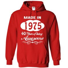 Perfect for people born in 1975.