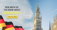 I scored 16/20! Take this #quiz to find out How much do you know about Germany? - http://mapsofworld.com/quiz/germany.html