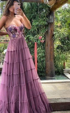 Gorgeous A Line Prom Dresses,Lace Long Prom Dresses Formal Beads Evening Dresses Gala Dresses, A Line Prom Dresses, Strapless Dress Formal, Dress Outfits, Evening Dresses, Fashion Dresses, Chiffon Dresses, Pageant Dresses, Dresses Elegant