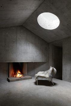 Nickisch Sano Walder - Lieptgas refuge, Flims 2013 (C) Gaudenz Danuser