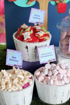 "Photo 1 of 9: Peppa Pig Garden Tea Party / Birthday ""Peppa Pig Inspired Birthday Party""   Catch My Party"