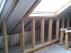 Edinburgh & Fife attic / loft conversions. Velux conversion in Edinburgh - YouTube