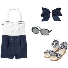 "Janie & Jack - ""Sail Away"" by leslie-fiore on Polyvore"