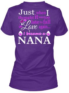 Women's T-Shirt, a custom product made just for you by Teespring. - Sign Language Interpreter Only Because. Nana T Shirts, Cute Shirts, Grandson Birthday Quotes, Mom Style Fall, Happy Dad Day, Nana Quotes, Sign Language Interpreter, Girl Photo Shoots, Baby Girl Photos