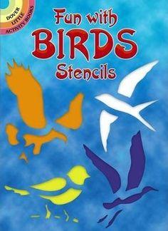 Fun With Birds Stencils Download Read Online Pdf EBook For Free Epub
