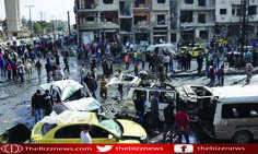 ISIS and Al-Qaeda rocks over Iraq's capital just taking over security forces with harsh suicide bombings in which almost 25 people killed on the spot included 7 warriors and more than 70 got serious injuries.