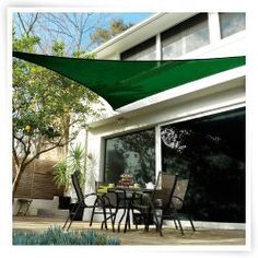 Coolaroo Coolhaven 18 ft. Large Triangle Shade Sail