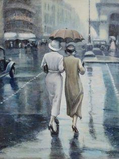 umbrellas.quenalbertini: by L Popenko