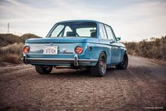 A Day Spent Carving Corners In A Tweaked BMW 2002 Petrolicious . - My old classic car collection Auto Retro, Retro Cars, Vintage Cars, Suv Bmw, Bmw Cars, Bmw Old, Ac Schnitzer, Automobile, 135i