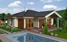 Návrh rodinných domů Fantazy od APEX ARCH s.r.o.