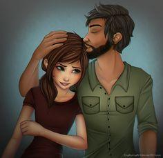 Ellie and Joel