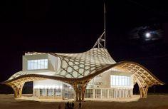 Centre Pompidou-Metz mission - Shigeru Ban