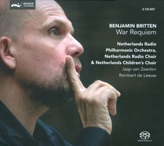 Shop Britten: War Requiem [Super Audio Hybrid CD] at Best Buy. Find low everyday prices and buy online for delivery or in-store pick-up. Choir, Orchestra, Cool Things To Buy, Audio, War, Holland, Country, Products, Conductors