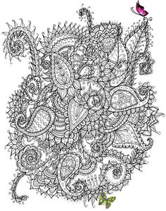 Paisley Mess by WelshPixie on DeviantArt <br>