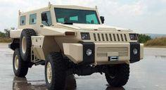 Monstrous Paramount Marauder Armored Vehicle on Top Gear Season 17 - Concept Car