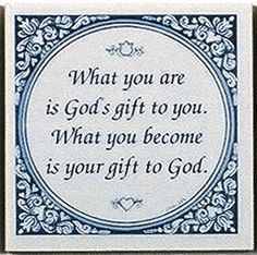 Magnet Tiles Quotes: God's Gift To You - GermanGiftOutlet.com  - 1