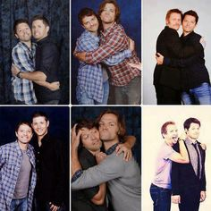 In which everyone wants to hug Misha.