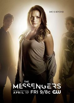 Some wars go beyond the veil. #TheMessengers