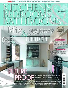 Art Exhibition Kitchens Bedrooms u Bathrooms magazine October