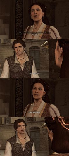 My favorite part of Assassin's Creed II 画