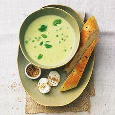 Erbsen-Kartoffel-Suppe - BRIGITTE