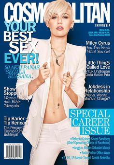 Cosmopolitan Indonesia May 2013.