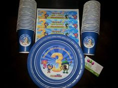 Team Umizoomi party pack